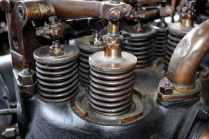 valvula motor coche gasolina