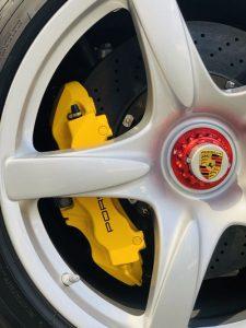 Porsche freno ABS