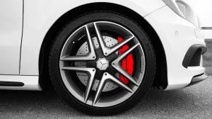 frenos ABS mercedes