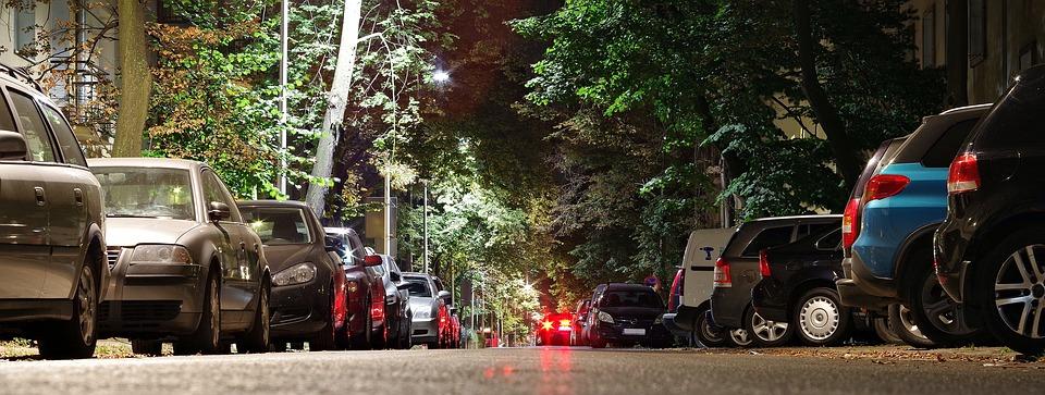aparcamiento en calle Marbesol