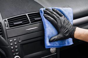 desinfectar coche covid