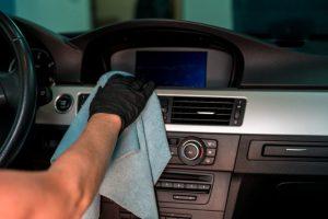 desinfectar coche de covid 19