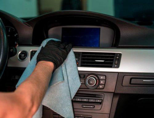 Consejos para desinfectar nuestro coche