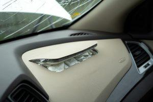 airbags salpicadero